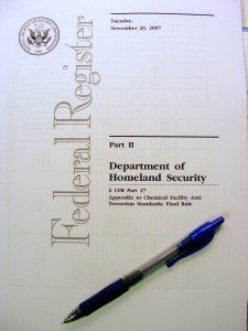 More Exciting Reading From Department of Homeland Security