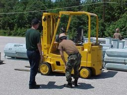 5 Questions for ForkLift Inspection Compliance (1/3)