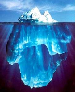 The Iceberg bucket.