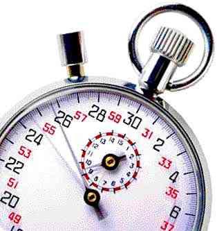 Stopwatch or Calendar?  (1/4)