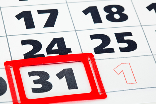 Calendar Year End : Year end to do list speaking of precision
