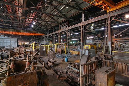 Manufacturing- Good Economic News