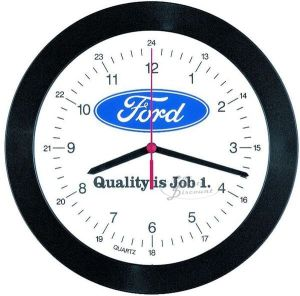 Ford says Quality is Job 1...