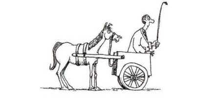 You need skills, not just high pay, to properly hitch the cart to the horse.