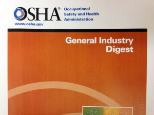 106 pages of comprehensive general industry safety information