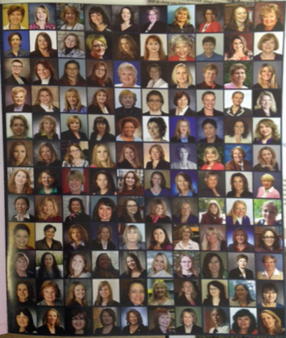 122  women who make a difference in Manufacturing today