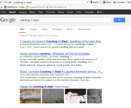 Page One Number One Google- Photo Too!