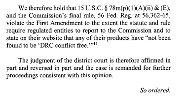 Violates petitioner's first amendment rights.