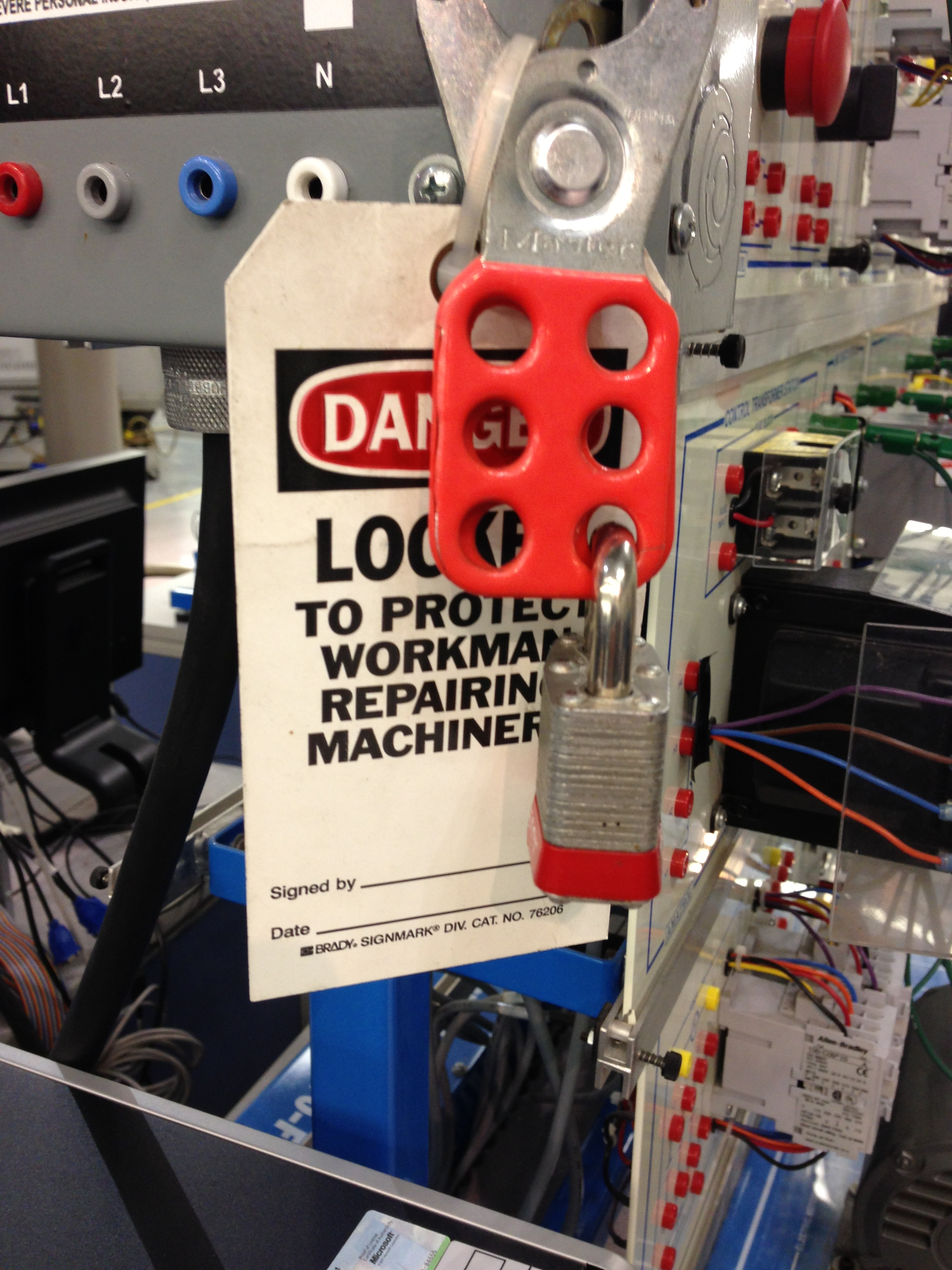 Lockout Tagout What Management Needs To Do Periodic