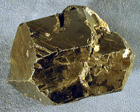 "More than fools gold, Iron Pyrite can prevent steel from being hot worked by inducing ""hot shortness."""