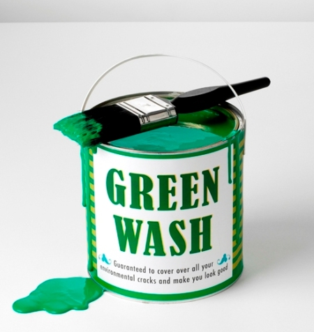 Sustainability is not about Greenwashing!