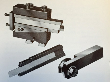 Cut off Tool and Holders for Acme Gridley Multispindle Screw Machine