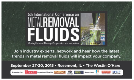 5th International Conference on Metal Removal Fluids